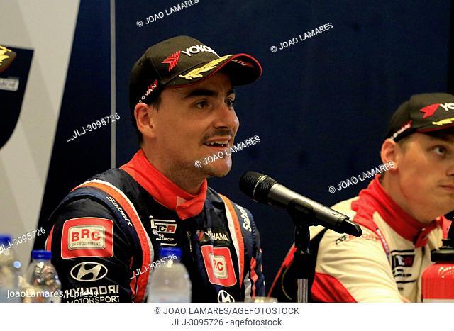 N. Michelisz, Hyundai i30 N TCR #5, WTCR Race of Portugal 2018, Vila Real