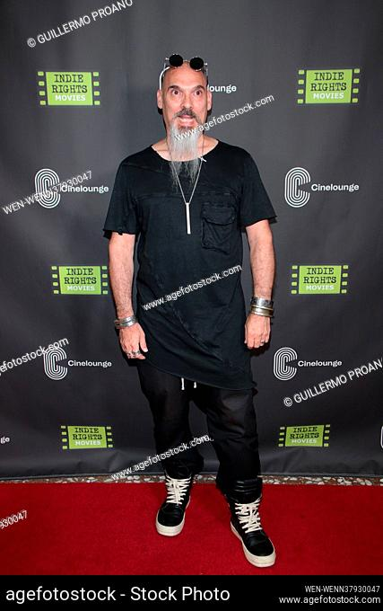 Finding Ophelia Red Carpet Premiere - Arrivals Featuring: Stephen Rutterford Where: Los Angeles, California, California, United States When: 19 Jun 2021 Credit:...