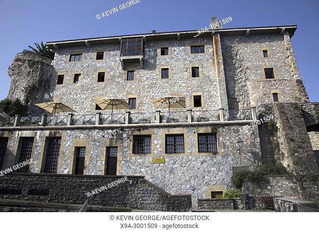 Emperador Parador Hotel; Hondarribia; Basque Country; Spain
