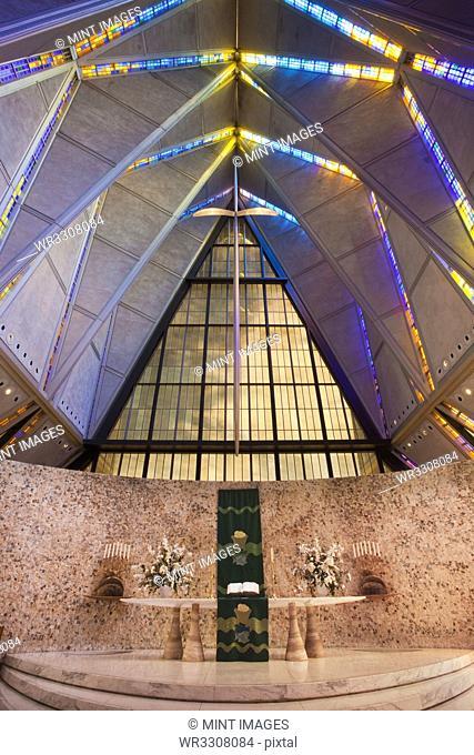 Cadet Chapel Alter