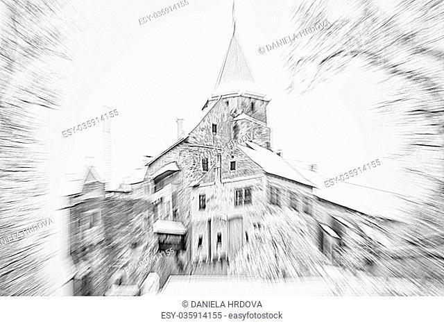 Pernstejn Castle, CZ