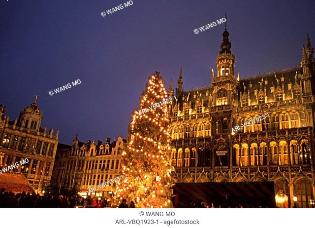 Belgium,Brussels,Grand Place