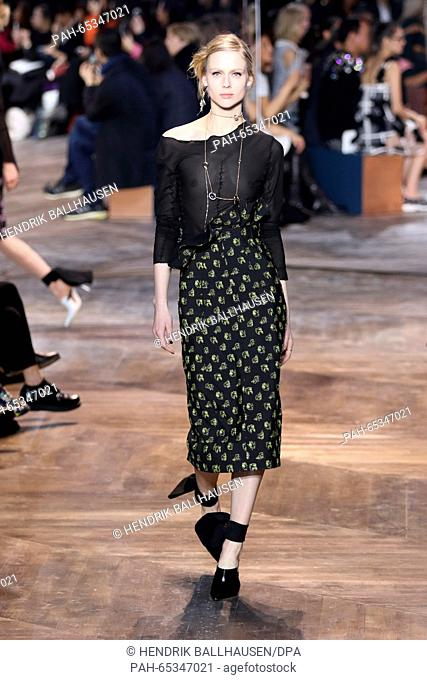 Christian Dior France Fashion Week Stock Photos And Images Agefotostock