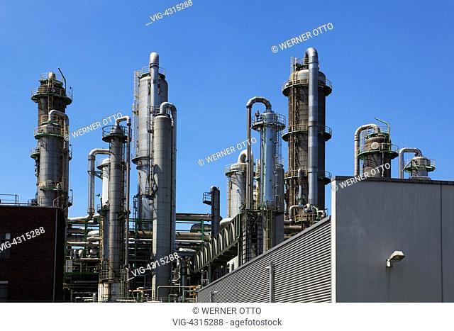 DEUTSCHLAND, GLADBECK, ZWECKEL, 24.06.2009, D-Gladbeck, Ruhr area, North Rhine-Westphalia, D-Gladbeck-Zweckel, chemical industry