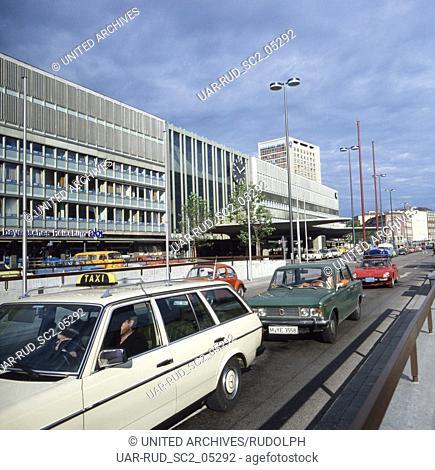 Innenstadt. Münchner Hauptbahnhof. Inner city. Munich main railway station