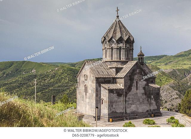 Nagorno Karabakh Republic, Berdzon, town church