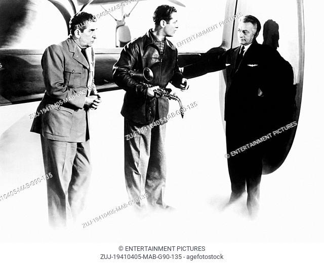 RELEASED: Jul 23, 1941 - Original Film Title: Here Comes Mr. Jordan. PICTURED: ROBERT MONTGOMERY. (Credit Image: © Entertainment Pictures/Entertainment...