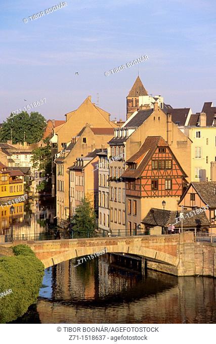 France Strasbourg Petite France