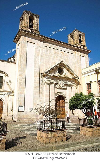 Convento San Bernadino, San Bernadino Convent, near Plaza Borda and Zocalo, Taxco, Mexico