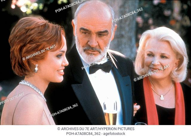 Playing by Heart  Année : 1998 - USA Gena Rowlands, Sean Connery, Angelina Jolie  Director : Willard Carroll. It is forbidden to reproduce the photograph out of...