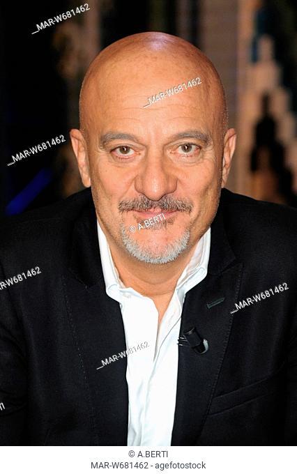 Claudio Bisio milano 30-11-2017