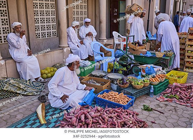 Sultanat of Oman, governorate of Ash Sharqiyah, Wadi ash