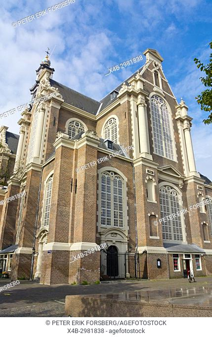 Westerkerk, Renaissance era church, burial place of Rembrandt, Westermarkt, Amsterdam, The Netherlands