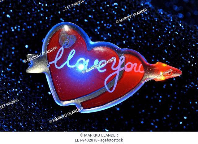 Love. Valentine's Day