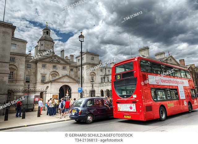 Whitehall Palace of Horse Guard, London, United Kingdom
