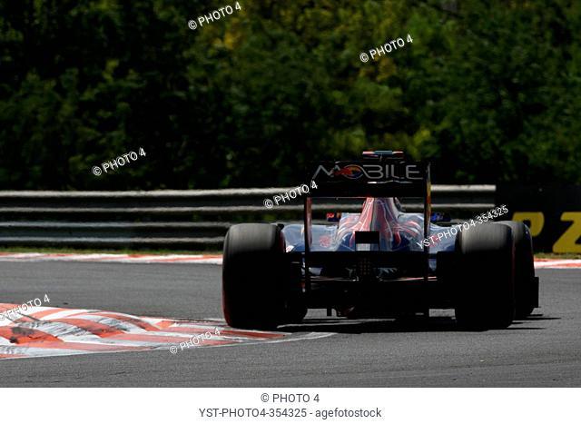 Sébastien Buemi SUI, Scuderia Toro Rosso, STR6