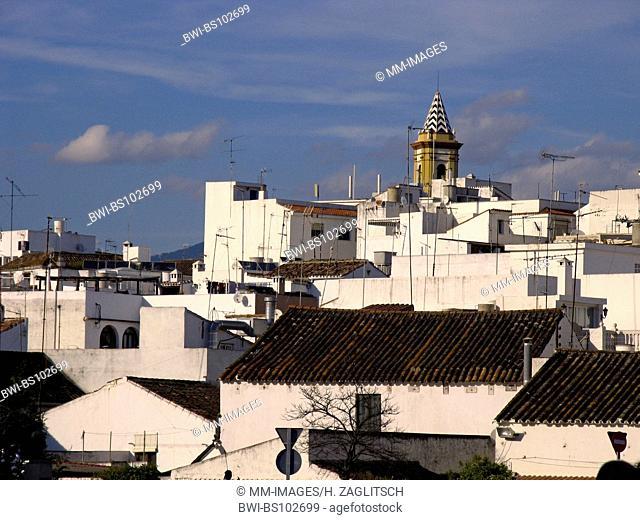 View at Estepona, Costa del Sol, Spain, Andalusia