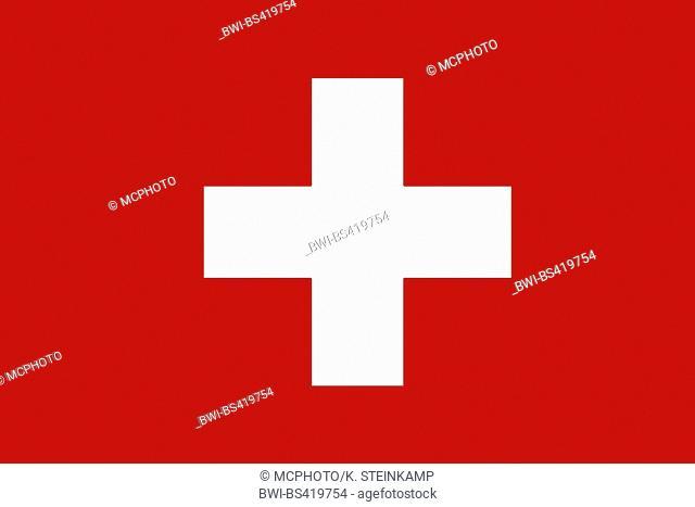flag of Switzerland, Switzerland