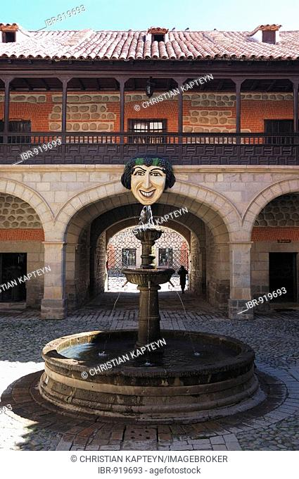 La Casa de la Moneda, Mint, Potosi, Bolivia, South America