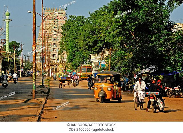 Mannargudi Stock Photos and Images   age fotostock