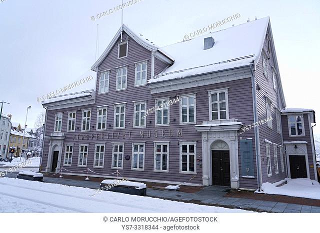 Perspektivet Museum, Tromsø, Troms County, Norway, Europe