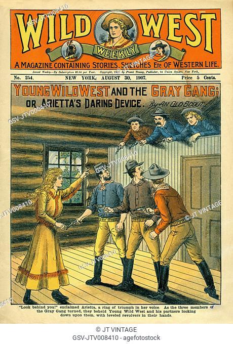 people, guns, western, gang, historical
