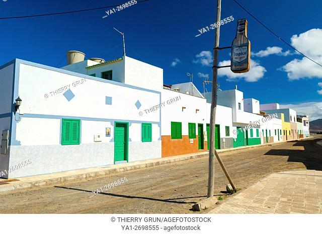 Spain, Canary islands, Fuerteventura, Jandia peninsula, Punta Jandia,