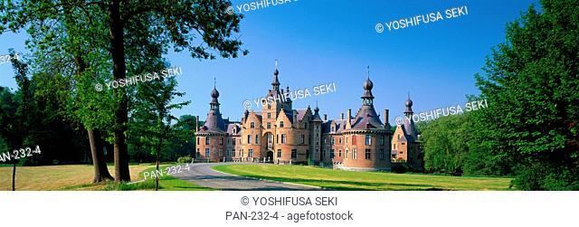 Ooidonk Castle Kasteel Ooidonk, Belgium, No Release