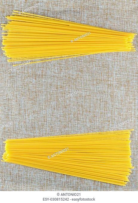 varius types italian pasta