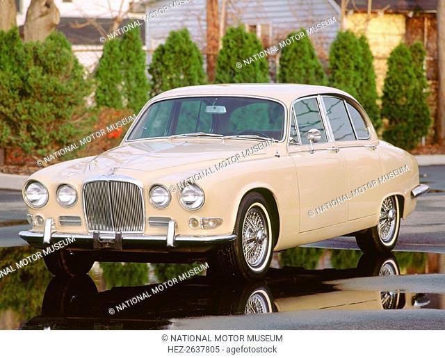 1967 Jaguar 420. Artist: Unknown