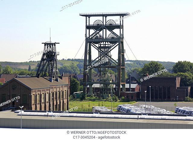 Dortmund, Derne, D-Dortmund, Ruhr area, Westphalia, North Rhine-Westphalia, NRW, D-Dortmund-Derne, Stadtteilpark Gneisenau, district park