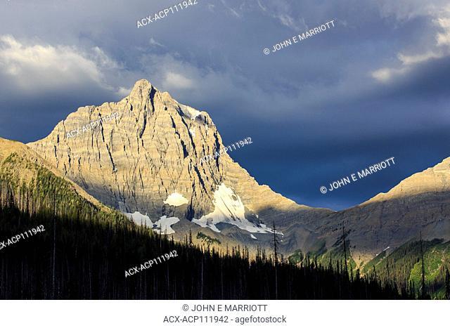 Mount Verendrye, Kootenay National Park, BC