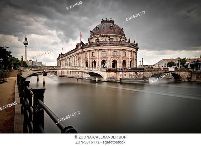 The Bode Museum, Museum Island Berlin