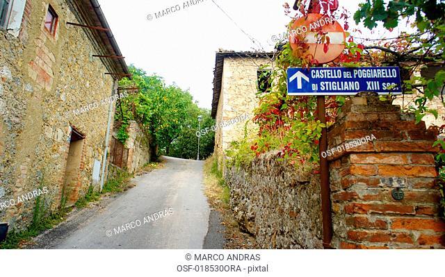 Italy,Stigliano