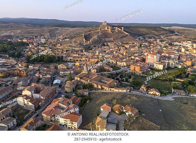 Molina de Aragón, Guadalajara Province, Aragon, Spain