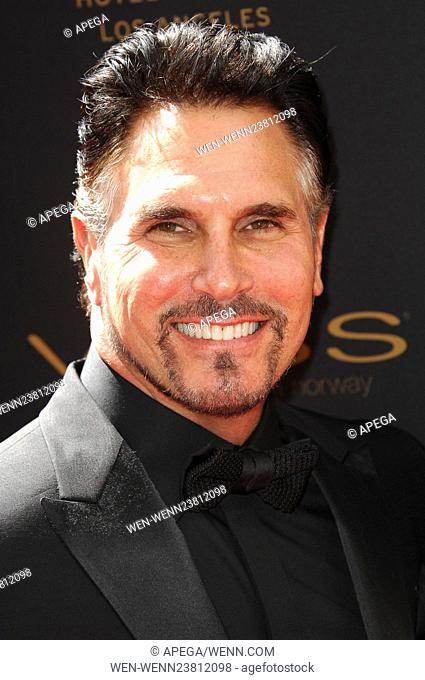 Don Diamont At Arrivals For Television Academy 68th Daytime Emmy