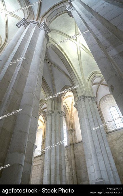 Monastery Santa Maria de Alcobaça, Portugal