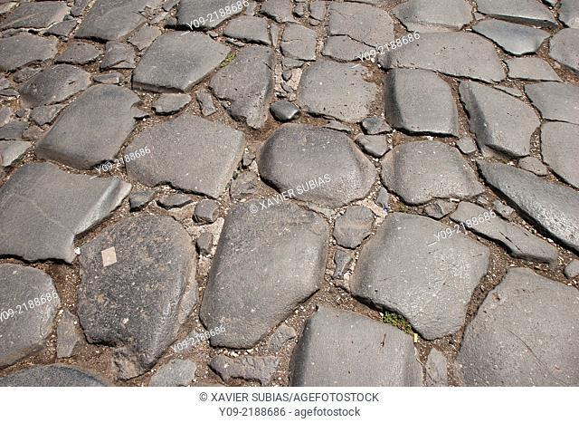 Via Sacra, Sacred Way, Rome, Lazio, Italy