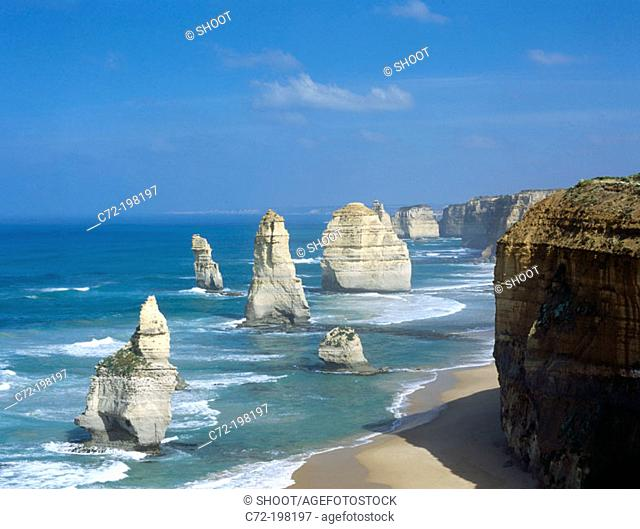 Twelve Apostles. Port Campbell National Park. Australia