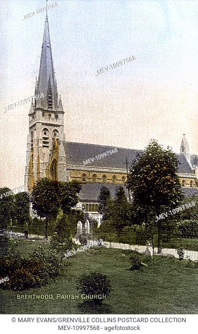 Parish Church St. Thomas of Canterbury, Brentwood, Essex