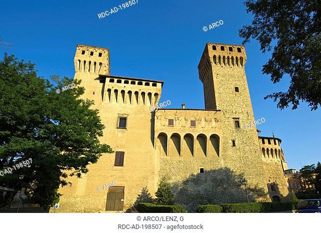Rocca di Vignola, Vignola, Emilia-Romagna, Italy