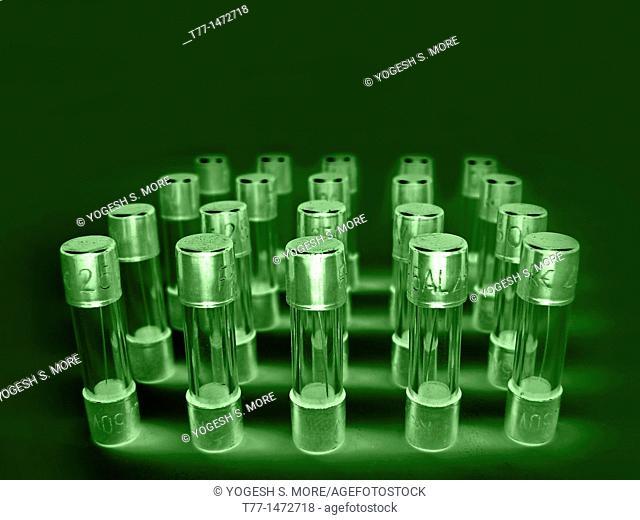 Five Ampere Fuse, 250 Volts
