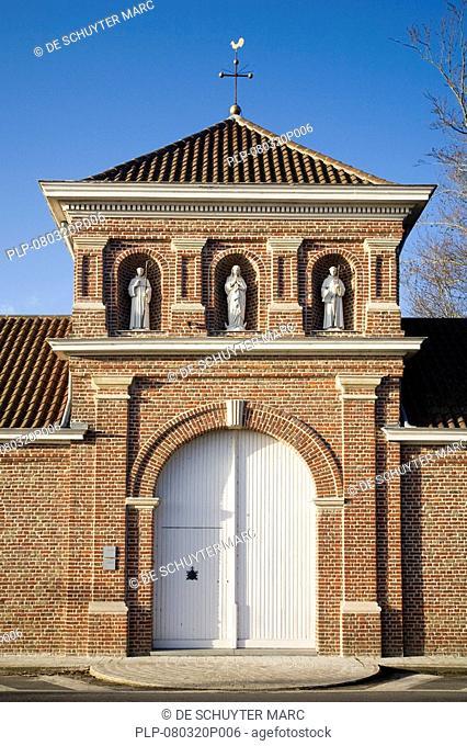 Westvleteren abbey, Belgium