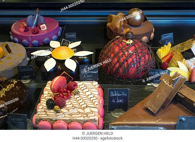 France, Provence, Côte d'Azur, Provence-Alpes-Côte d'Azur, Nizza, Nice, Patisserie Chocolatier Canet