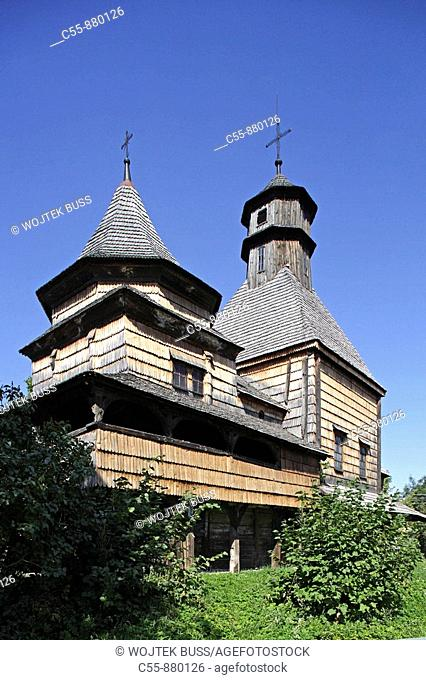 Drohobych,Drohobycz,Church of the Exaltation of the Holy Cross,1613,Lviv/Lvov Oblast,Western Ukraine