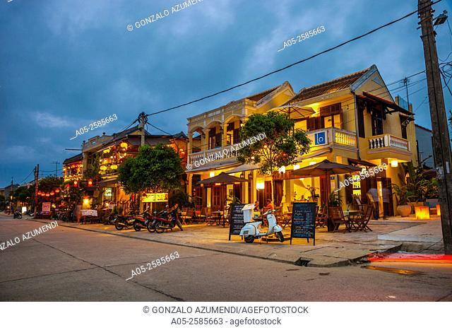 Hoi An. Centre of Vietnam. Asia