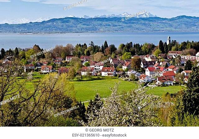 Frühling bei Lindau