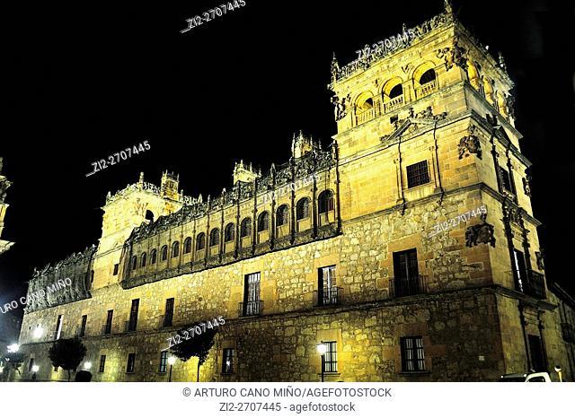Palace of Monterrey, XVI century. Salamanca, Spain