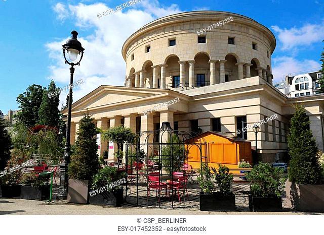 Rotonde de la Villette Paris