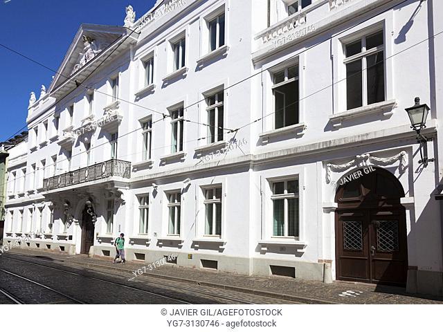 Sickingen palace, Freiburg im Breisgau, Baden-Wurttemberg, Germany
